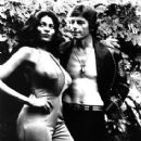 Peter Brown and Pam Grier