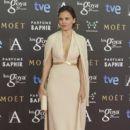 Elena Anaya on the red carpet of the Goya Cinema Awards 2015 In Madrid - 399 x 600