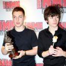 Alex Turner and Matt Helders