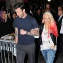 Christina Aguilera: photocall at The Grove in Los Angeles