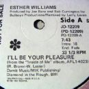 Esther Williams - I'll Be Your Pleasure