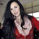L'Wren Scott fashion-show, Fall/Winter 2011/2012, at Larry Gagosian Gallery, New York - 17 February 2011
