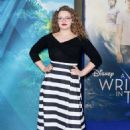 Carrie Fletcher – 'A Wrinkle In Time' Premiere in London - 454 x 636