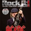 Angus Young - Rock It Magazine Cover [Germany] (February 2021)