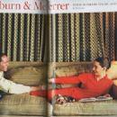 Audrey Hepburn and Mel Ferrer - Architectural Digest Magazine Pictorial [United States] (March 2006) - 454 x 328