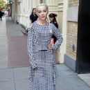 Dove Cameron: Apple Store, SoHo in New York 07/17/2017