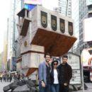 AMC's 'Preacher' Upside Down Church Event In Time's Square
