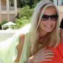 Brooke Logan and Bill Spencer Jr