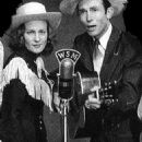 Hank Williams and Audrey Williams - 454 x 1147
