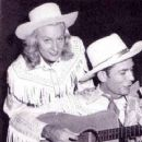 Hank Williams and Audrey Williams - 360 x 401
