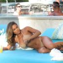 Daphne Joy Wearing Bikini In Las Vegas