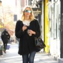 Ashley Benson – Out in NYC 12/9/ 2016 - 454 x 681