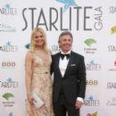 Valeria Mazza and Alejandro Gravier-  Starlite Gala 2018 In Marbella - 400 x 600