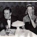 Doris Duke and Errol Flynn