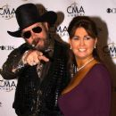 Hank Williams, Jr. and Mary Jane Thomas