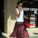Eva Longoria - Candids In Hollywood, 2007-09-13