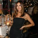 Shelby Tribble – Style Cheat's Christmas Party in London - 454 x 628