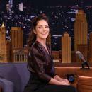 Minka Kelly – 'The Tonight Show Starring Jimmy Fallon' in NYC