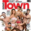 Eleni Chatzidou - Down Town Magazine Cover [Greece] (11 January 2018)