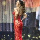 Sara Duque- Miss Grand International 2020 Preliminaries- Evening Gown Competition
