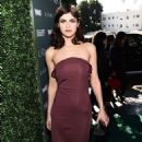 Alexandra Daddario – CFDA Variety and WWD Runway to Red Carpet in LA - 454 x 682