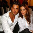 Fabrizio Corona and Nina Moric