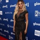 Laverne Cox – 2018 GLAAD Media Awards in New York - 454 x 680