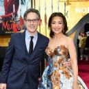 Ming-Na Wen – 'Mulan' Premiere in Hollywood - 454 x 681