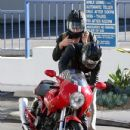 Alex Pettyfer-March 30, 2013-Connor Cruise and Alex Pettyfer Ride Their Motorcycles in West Hollywood - 432 x 594