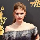 Holland Roden – 2017 MTV Movie And TV Awards in Los Angeles - 454 x 648