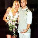 Eminem and Kim Mathers - 454 x 744