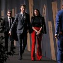 Cristiano Ronaldo and his girlfriend Georgina Rodriguez arrive at the Quina Awards ceremony in Lisbon, Portugal - 454 x 387