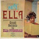Ella Fitzgerald - Early Ella - Great Ballads By Ella Fitzgerald