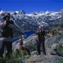 Michael Dorn and Patrick Stewart in Star Trek: Insurrection - 350 x 227