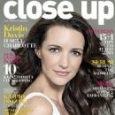 Kristin Davis- Close Up magazine Greece June 2010
