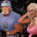 Hulk Hogan and Linda Bollea - 415 x 271