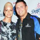 Mike Mizanin and Maryse Ouellet