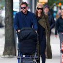 Bradley Cooper and Irina Shayk in New York City - 454 x 571