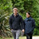 Meghan Markle and Prince Harry – Visiting Abel Tasman National Park in South Island