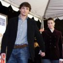Jamie White and Tom Welling - 446 x 594