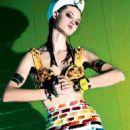 Lindsey Wixson - Vogue Magazine Pictorial [Ukraine] (May 2014)