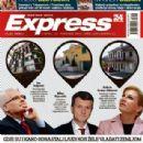 Ivo Josipović  -  Magazine Cover