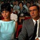 Akiko Wakabayashi, Sean Connery