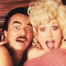 Dolly Parton and Burt Reynolds in The Best Little Whorehouse in Texas (1982)