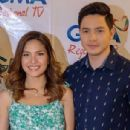 Alden Richards and Andrea Torres