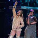 Janet Jackson – Performs at Billboard Music Awards 2018 in Las Vegas - 454 x 653