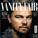 Leonardo DiCaprio - Vanity Fair Magazine Cover [Italy] (26 February 2016)