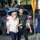 Britney Spears And Sam Asghari – Seen Out In Calabasas
