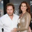 Chris Henchy and Brooke Shields