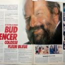 Bud Spencer - OTHER Magazine Pictorial [France] (12 December 1984) - 454 x 330